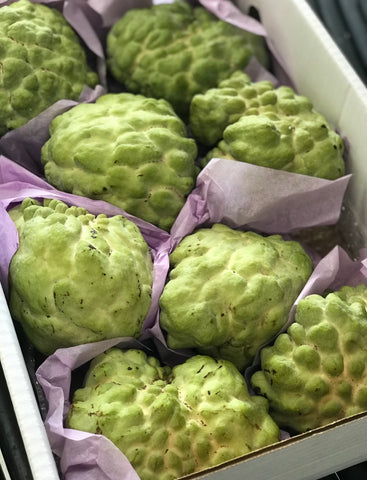 Australian Custard Apples Dani Stevens