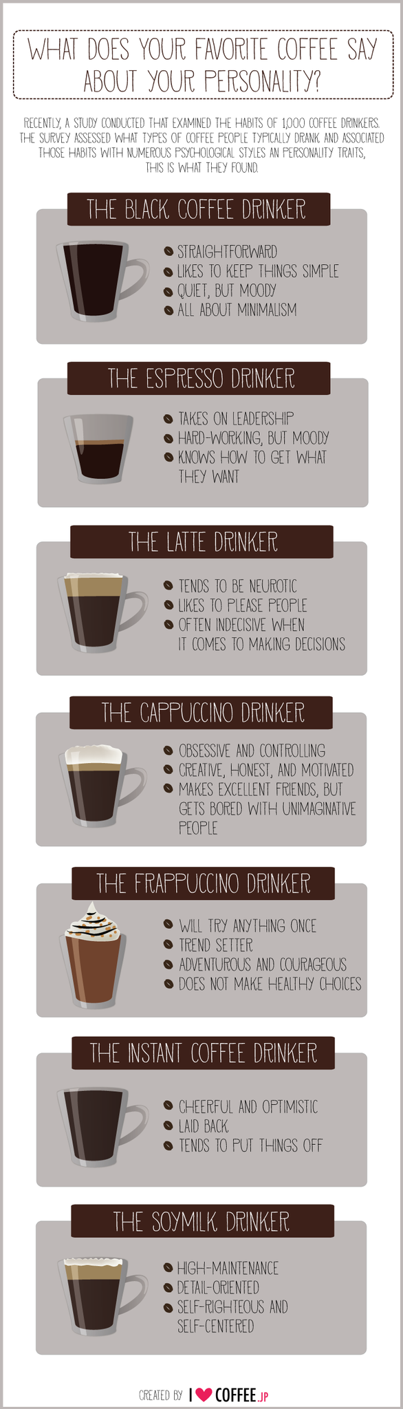 What's your coffee personality?
