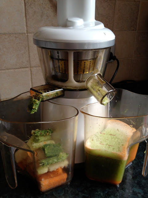 Juicer for preparation