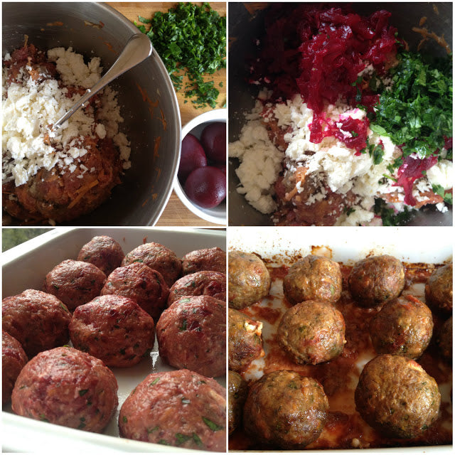Meatballs my way