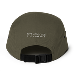 Decentralized Future Five Panel Cap