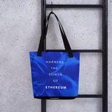 Mesh Network Tote bag