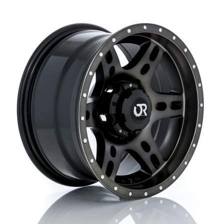 RTX Offroad Alloy Wheels DELTA 18X9 6-135 10P C87.1 BLACK MCH BRONZE - AutoPartsDistrict