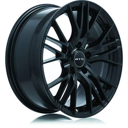 RTX Alloy Wheels VERTEX 20x8.5 5-120 35P C72.6 SATIN BLACK - AutoPartsDistrict