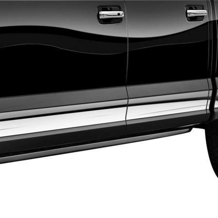 Willmore Rocker Panels & Fender Flares ROCK. P.SIL.1500CREW 6.5'14-18 - AutoPartsDistrict