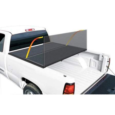 Rugged Cover Tonneau Covers Tonneau Cover - Rugged Cover - RAM 1500 6,4 2009-2018 - AutoPartsDistrict