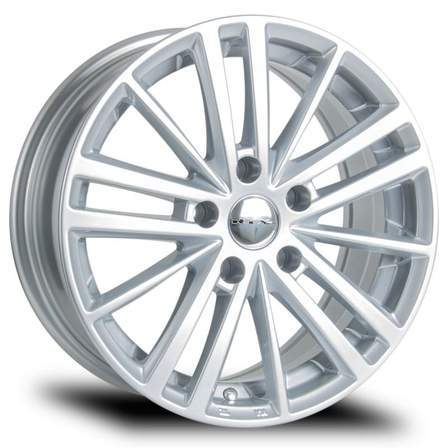 RTX Offroad Alloy Wheels COSMOS 18X8 5-114.3 42P C56.1 SILVER - AutoPartsDistrict