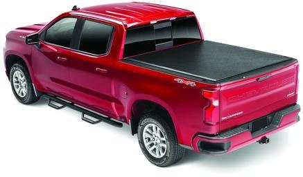 RTX Tonneau Covers RTX 1397742 Soft Roll-Up Tonneau Cover Ford F-150 5'6'' 15-19 - AutoPartsDistrict