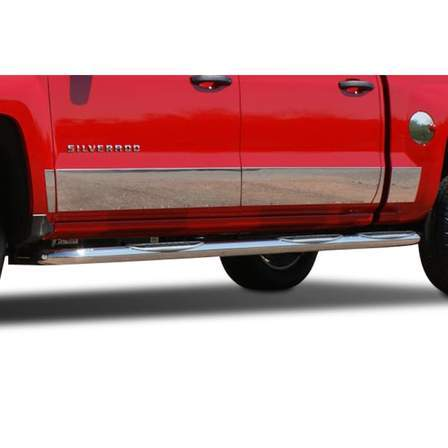 Willmore Rocker Panels & Fender Flares SS MOLD.SIER 6.5' C/CAB 14-18 - AutoPartsDistrict
