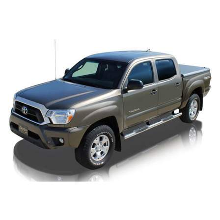 Raptor Muds & Splash Guard S.STEP TACOMA D/C 5'&6' 05-18 - AutoPartsDistrict
