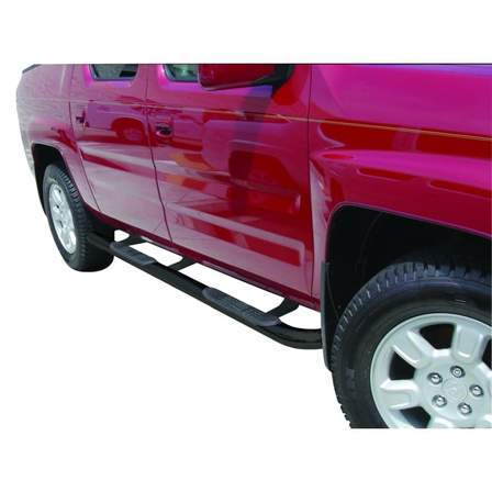 Big Country Muds & Splash Guard CHRM. S.BAR SILV/F-150 99-18 - AutoPartsDistrict