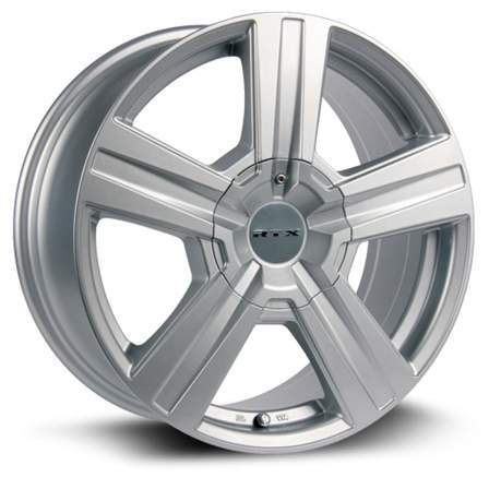 RTX Alloy Wheels TORRENT 17X7.5 6-132/139.7 35P C78.1 SILVER - AutoPartsDistrict