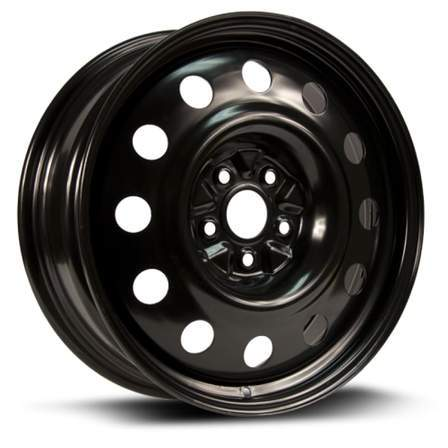 RTX Steel Wheels ALT,18X7 5-114.3 67.1,40P - AutoPartsDistrict