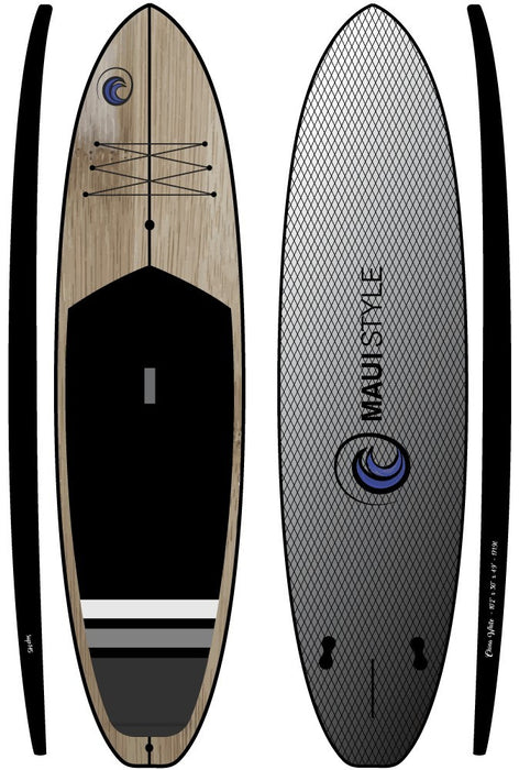 Package - Surf Board (SUP116) + Leash (SUP030)