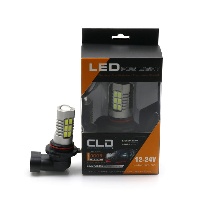 LED Fog Lights Kit : 9005