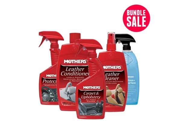 Mother Mother's Car Detailing Mother's Car Detailing Kit with Bucket - AutoPartsDistrict