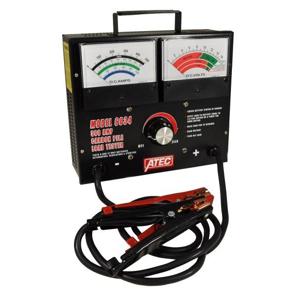 Associated Equipment® Diagnostic & Testing Tools Associated Equipment® - Carbon Pile Battery Load Tester - AutoPartsDistrict