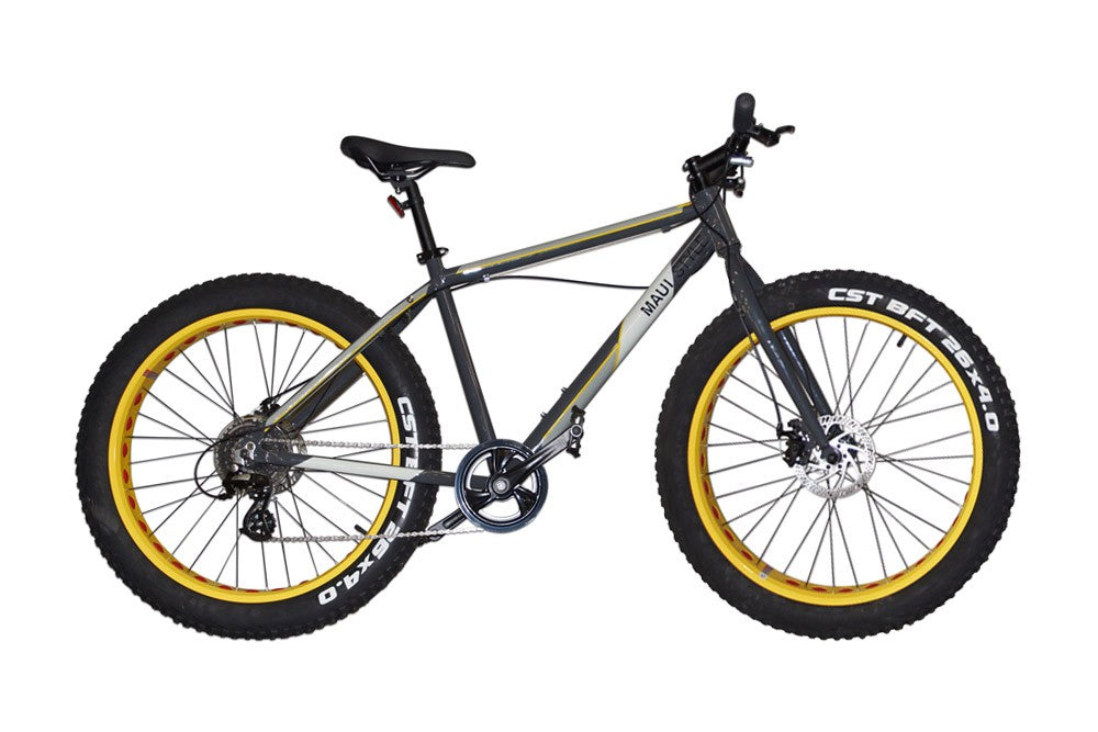 Fat Bike 19'' jaune
