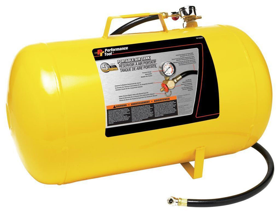 Tools District Tools 5GAL. AIR TANK - AutoPartsDistrict