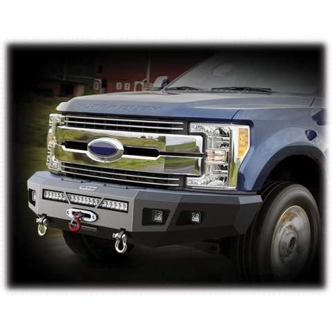 RTX Rear & Front Bumpers FR.BUMPER SILV/SIE 25/35 15-18 - AutoPartsDistrict