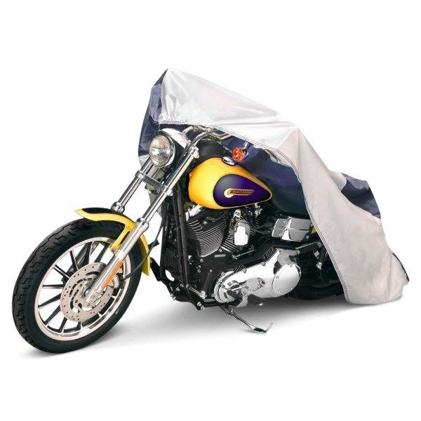 Budge® Covers for Everything Budge® - Standard™ Premium Large Motorcycle Cover with Heat Shield - AutoPartsDistrict