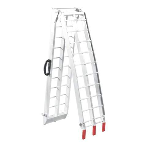 RTX Ramp & Accessory ARCHED FOLD.RAMP 89LX12W (2) - AutoPartsDistrict
