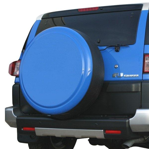 Boomerang® Spare Tire Covers & Carriers Boomerang® - Rigid Tire Cover - AutoPartsDistrict