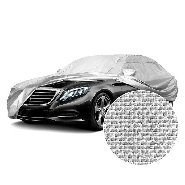 Coverking® Car Covers Coverking® - Silverguard Plus™ Silver Custom Car Cover - AutoPartsDistrict