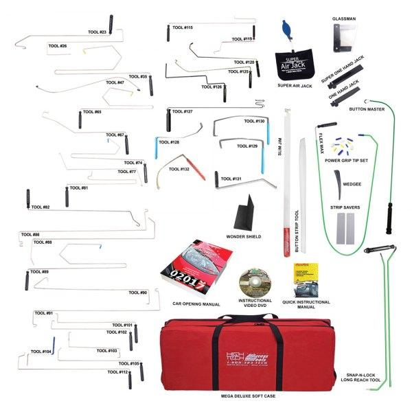 Access Tools® Lockout Kits Access Tools® Complete Car Opening Set - AutoPartsDistrict
