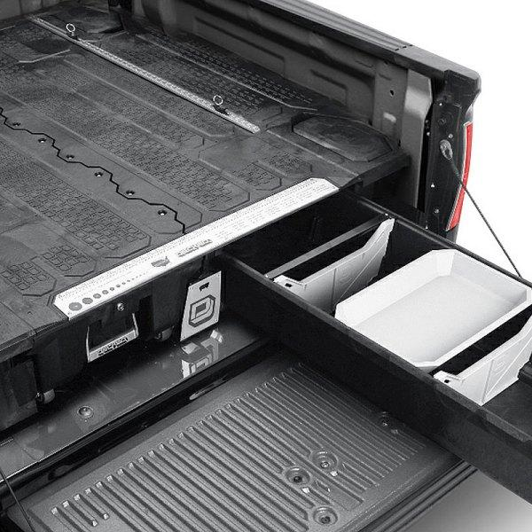DECKED® Pickup Truck Parts & Accessories DECKED® - Truck Bed Storage System - AutoPartsDistrict