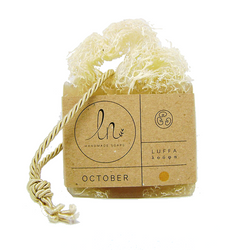 THE LUFFA SOAP - OCTOBER