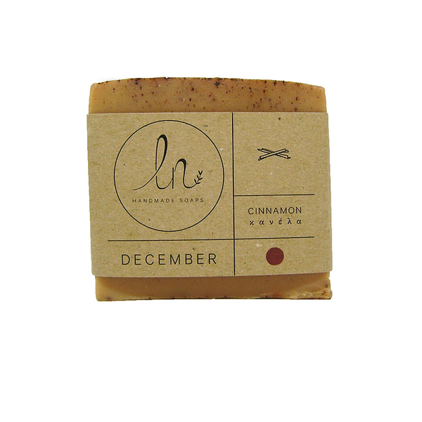 THE CINNAMON SOAP - DECEMBER