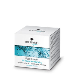24 Hours Moisturizing Face Cream - for Normal & Dry skin