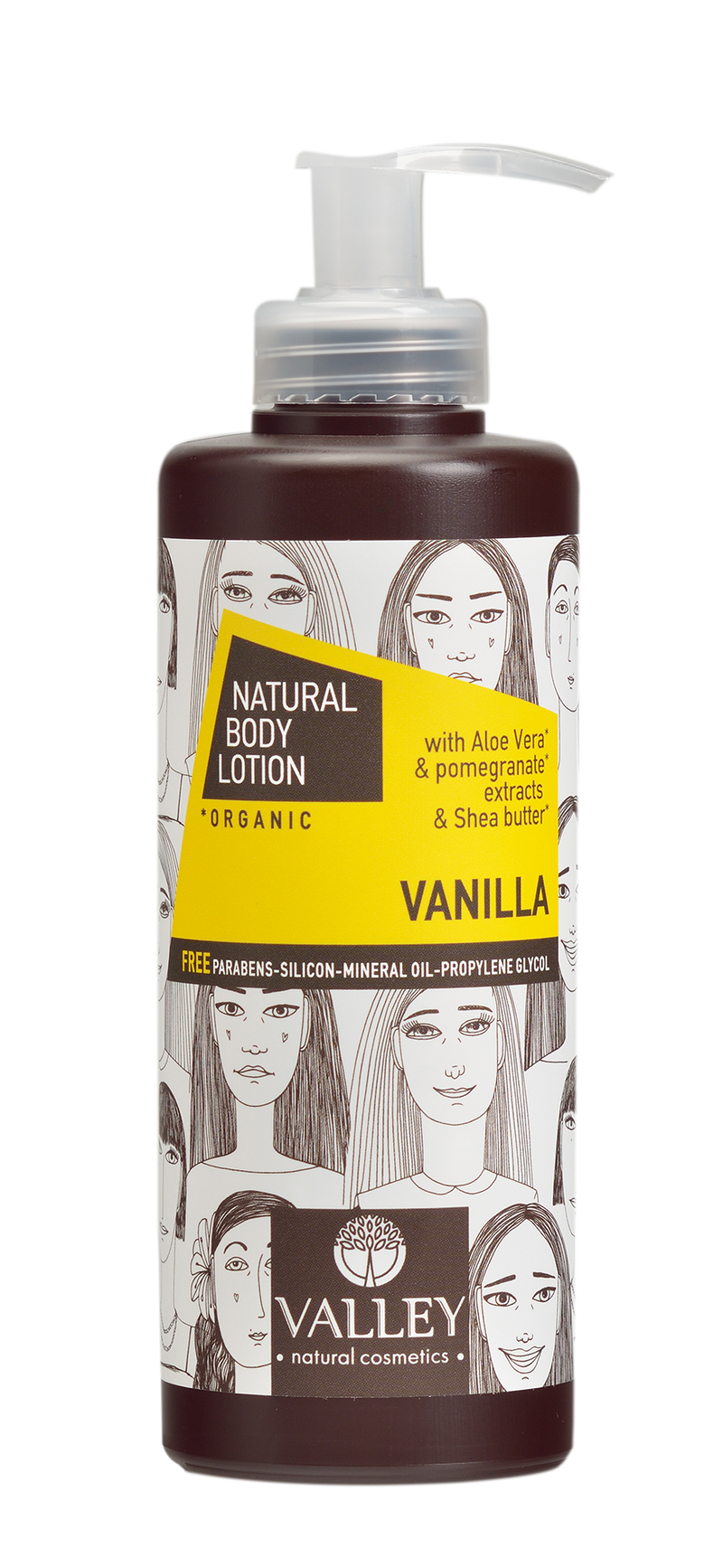 BODY LOTION  VANILLA