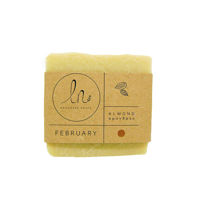 THE ALMOND SOAP - FEBRUARY