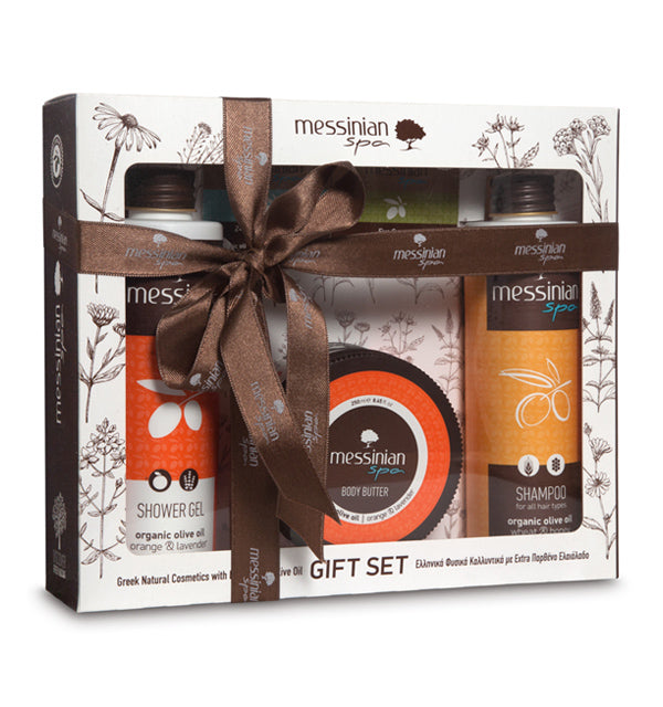 GIFT SET 5 (BODY & HAIR CARE)