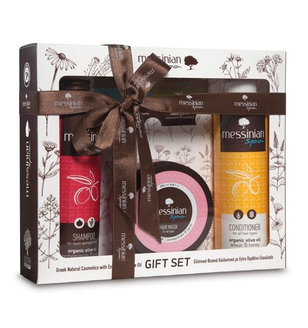 Gift Set 3 (Hair Care)
