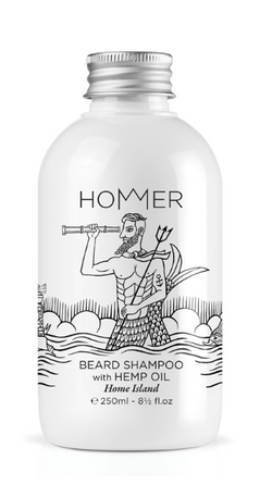 BEARD SHAMPOO «HOME ISLAND»