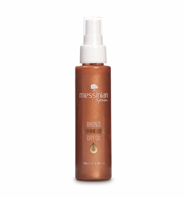 Bronze Shimmering Dry Oil - 100ml