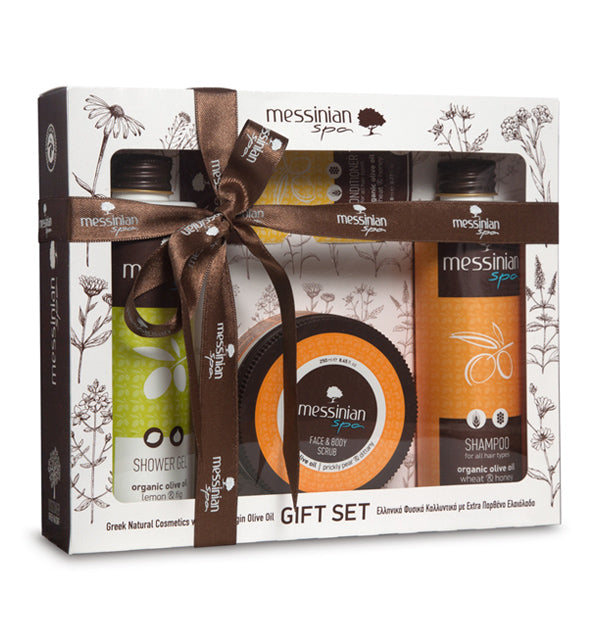 GIFT SET 6 (BODY & HAIR & FACE CARE)