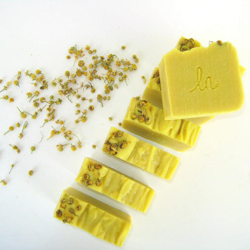 THE CHAMOMILE SOAP - MAY