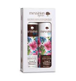 Orange & Vanilla Orchid & Blueberry 2 - Pack Gift Set