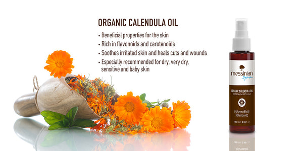 Organic Calendula Oil - 100ml