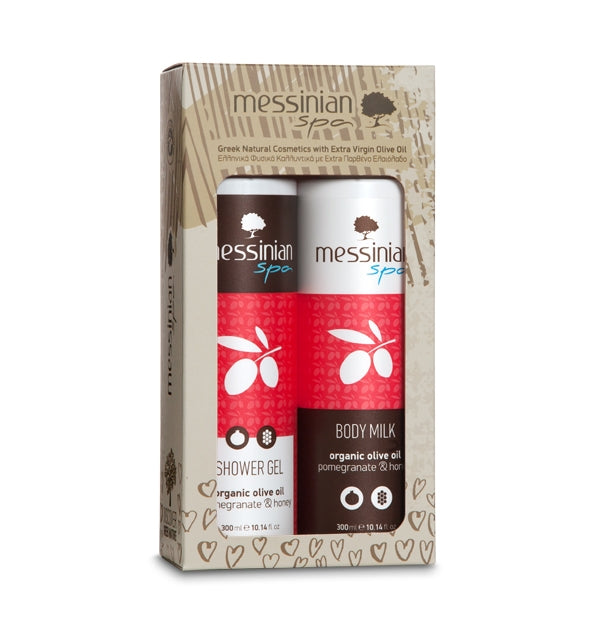 Pomegranate & Honey 2 - Pack Gift Set