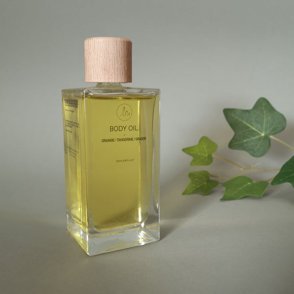 PURE BODY OIL