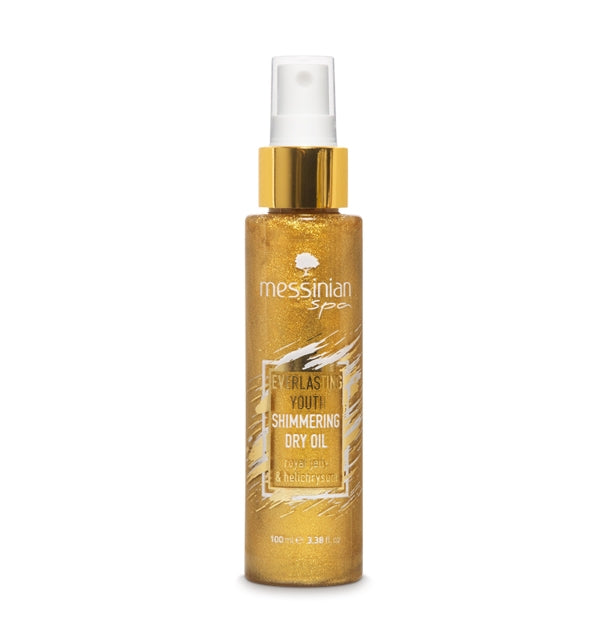 Shimmering Dry Oil - Royal Jelly & Helichrysum - 100ml
