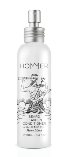 "Hommer Beard Leave-in Conditioner ""Home Island"""