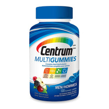 Load image into Gallery viewer, Centrum Men MultiGummies - Cherry - 130 Count