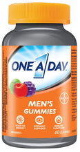 Load image into Gallery viewer, One A Day Men's Gummies - 60 Count