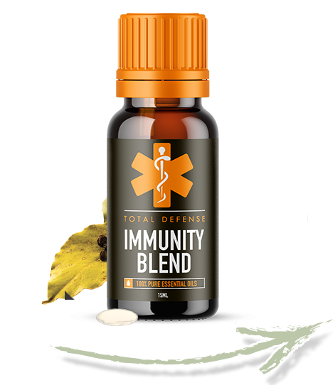 Total Defense Immunity Oil
